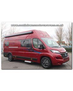 2018 Knaus Boxstar Freeway 630 ME Fiat 2.3L 150 Automatic Camper Van N100987 - sold