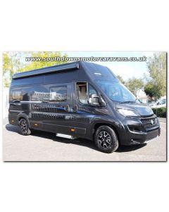 2018 Knaus Boxstar Freeway 630 ME Fiat 2.3L 150 Automatic Camper Van N101055 Sold