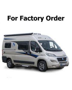 New 2018 Knaus Boxstar Lifetime 2Be 600 Camper Van For Factory Order