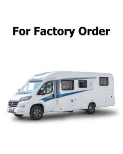 2018 Knaus Sky Ti 650MG Fiat Ducato Low-Profile Motorhome For Factory Order