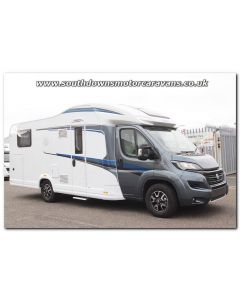 2018 Knaus Sky Wave 700MEG Fiat Ducato 150 Automatic Low-Profile Motorhome N101002 *Special Offer*