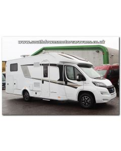 2018 Knaus Sun Ti 700 MEG Platinum Fiat 150 Automatic Low-Profile Motorhome N101009 - sold