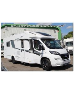 2018 Knaus Sun Ti 700 MX Platinum Fiat Ducato 150 Automatic Low-Profile Motorhome N101016 Sold