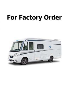 2018 Knaus Van I 600MG Fiat Ducato A-Class Motorhome For Factory Order