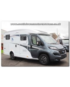 New 2018 Knaus Van Ti 550MD Fiat 150 Automatic Van Conversion Motorhome N100997 - sold