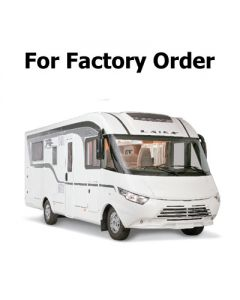 2018 Laika Ecovip 609 'Dolce Vita' Special Edition Fiat Ducato A-Class Motorhome For Factory Order