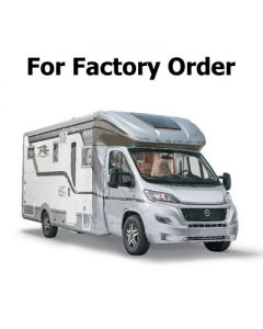 2018 Laika Ecovip 412 'Dolce Vita' Special Edition Fiat Ducato Low-Profile Motorhome For Factory Order
