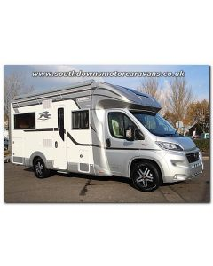New 2018 Laika Kreos 3008 'Dolce Vita' Special Edition Fiat 2.3L 150 Automatic Low-Profile Motorhome N101037