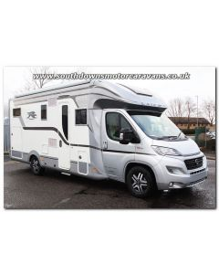 New 2018 Laika Kreos 5010 'Dolce Vita' Special Edition Fiat 2.3L 150 Automatic Low-Profile Motorhome N101051