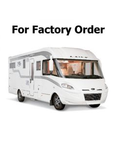 2018 Laika Kreos 8009 'Dolce Vita' Special Edition Fiat Ducato A-Class Motorhome For Factory Order *New For 2018*