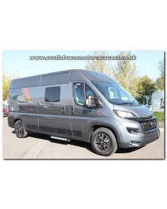 New 2019 Burstner City Car C603 Harmony Line Fiat 150 Automatic Camper Van N101344 - sold