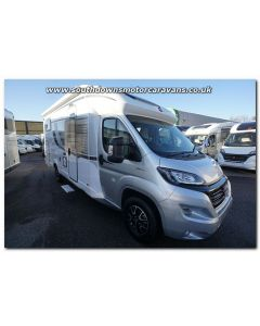 New 2019 Burstner Lyseo TD 728G Limited Edition Fiat 150 Low-Profile Motorhome N101520 - sold