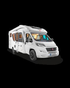 New 2019 Burstner Lyseo TD 728G Harmony Line Fiat 150 Automatic Low-Profile Motorhome N101483