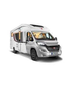 New 2019 Burstner Lyseo TD 728G Limited Edition Fiat 150 Automatic Low-Profile Motorhome N101412