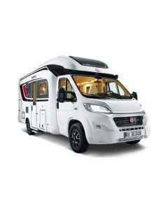 New 2020 Burstner Ixeo TL 728 G Fiat 2.3L 140PS Automatic Low Profile Motorhome N101639