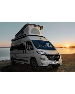 New 2021 HymerCar Free 600 Special Edition Fiat Ducato 2.3L 140hp Automatic Camper Van N101663