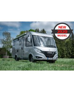 New 2020 Hymer B-Class ModernComfort I 600 White Line Special Edition Mercedes Sprinter 2.2L 177BHP Automatic A-Class Motorhome N101661