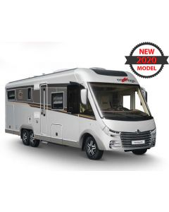 New 2020 Carthago Chic E-Line I 64 XL QB Mercedes Benz Sprinter 418 CDI 2.3L 177ps Automatic A-Class Motorhome N101573