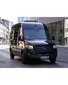 2022 Hymer Free S 600 Mercedes Benz Camper Van N101866 Due September 2021