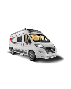 2021 Burstner Eliseo C 641 Fiat Ducato Camper Van N101772 Due April 2021