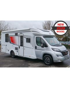 New 2020 Burstner Lyseo Time T 736 Limited Fiat 2.3L Manual Low-Profile Motorhome N101610