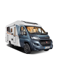 2021 Burstner Travel Van 590 G Fiat Ducato Low-Profile Motorhome N101709 Due February 2021
