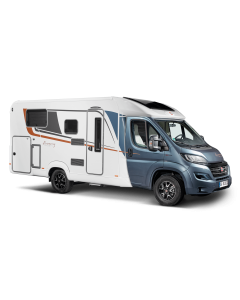 2021 Burstner Travel Van T 620 G Fiat Ducato Low-Profile Motorhome N101712 Due March 2021