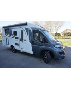 2021 Burstner Travel Van T 620 G Fiat Ducato Low-Profile Motorhome N101711