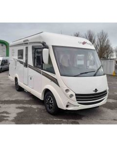 2021 Carthago C-Compactline I 138 DB Super-Lightweight Fiat Ducato A-Class Motorhome N101682