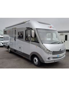 Used 2018 Carthago Chic S-Plus I 55 XL A-Class Motorhome U201780