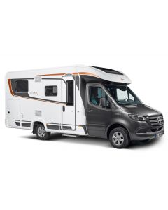 New 2022 Burstner Lyseo M T 690 G Harmony Line Mercedes-Benz Automatic Low Profile Motorhome N101895 Due October 2021