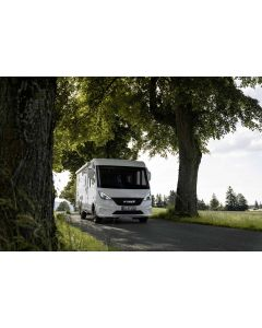 2022 Hymer Exsis I 580 Pure Special Edition A-Class Motorhome N101957 Due Jun 2022
