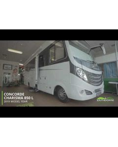 New 2019 Concorde Charisma 850L Iveco Daily Automatic A-Class Motorhome N101312