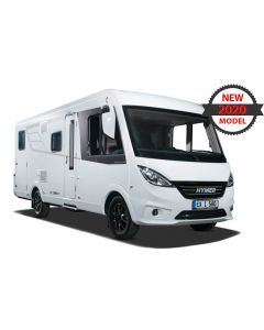 New 2020 Hymer Exsis-I 580 Fiat Ducato 2.3L 160BHP Automatic A-Class Motorhome N101659