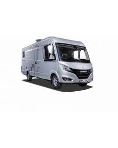 2022 Hymer B-MC I 690 Mercedes Benz A-Class Motorhome N102010 Due May 2022