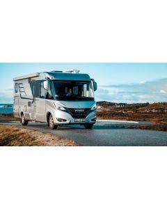 2022 Hymer B-ML I 790 Masterline Mercedes Benz A-Class Motorhome N101973 Due February 2022