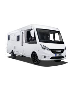 2022 Hymer Exsis I 580 Pure Special Edition A-Class Motorhome N101956 Due March 2022