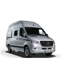 2022 Hymer Grand Canyon S Mercedes Benz Camper Van N101870 Due October 2021