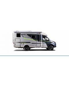 New 2022 Hymer ML-T 570 CrossOver 4x4 Mercedes Benz Camper Van N101962 SOLD