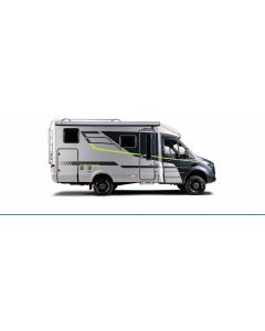 New 2022 Hymer ML-T 570 CrossOver AWD 4x4 Mercedes Benz Low Profile Motorhome N101960 SOLD