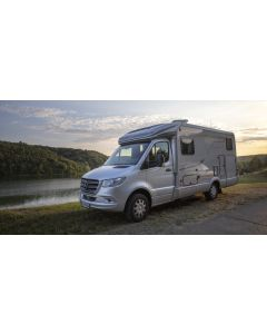 New Hymer ML-T 580 AWD 4x4 Mercedes Benz Low Profile Motorhome N101960 Due March 2022