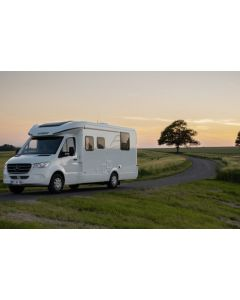 2021 Hymer T-Class S 680 Mercedes Benz Low Profile Motorhome N102071 Due May 2021