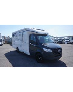 2021 Hymer T-Class S 680 Mercedes Benz Low Profile Motorhome N102072 In Stock