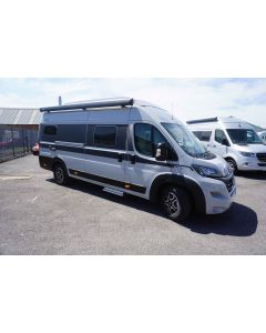 2021 Hymer Yellowstone Fiat Ducato Camper Van N101780 SOLD