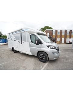 New Hymer T-Class SL 588 'Ambition' Fiat 150 Automatic Low-Profile Motorhome N101372 SOLD