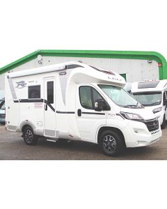 New 2018 Laika Ecovip 305 'Dolce Vita' Special Edition Fiat 2.3L 150 Automatic Low-Profile Motorhome N101035 - sold
