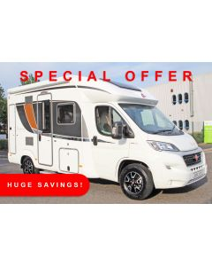New 2019 Burstner Lyseo TD 590 Harmony Line Fiat 130 Low-Profile Motorhome N101516 - *Special Offer - Huge Saving!*