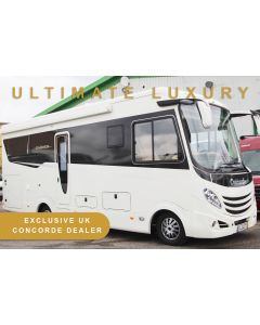 New 2019 Concorde Carver 791RL Iveco Daily 70C21 Automatic A-Class Motorhome N101309