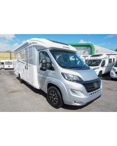 New 2019 Hymer T-Class CL 678 'Ambition' Fiat 150 Automatic Low-Profile Motorhome N101362 - sold