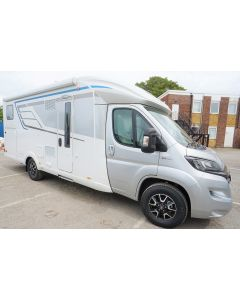 New 2019 Hymer T-Class CL 678 'Ambition' Fiat 150 Automatic Low-Profile Motorhome N101364